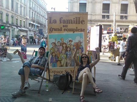 Parade Coup de chapeau Avignon 2011
